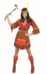 Indian Woman Costume (7181)